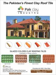 synthetic roof tiles pak clay shop prices images