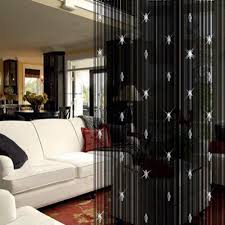 Doorway Beaded Curtains Wood by Beaded Curtains Target Black Door Beads Curtain Hanging Bath