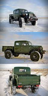 214 Best Dodge Pickup Images On Pinterest | Dodge, Dodge Power Wagon ...