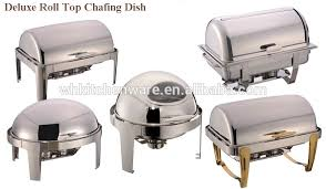 9l Electric Heating Chafing Dish Buffet Food Warmer