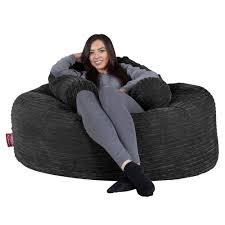 Mammoth Bean Bag Sofa - Cord Black Jaxx Nimbus Large Spandex Bean Bag Gaming Chair The Best Chairs For Your Rec Room Dorm Covgamer Recliner Beanbag Garden Seat Cover For Outdoor And Indoor Water Weather Resistantfilling Not Included Oversized Solid Green Kids Adults Sofas Couches By Lovesac Shack Bing Comfortable Sofa Giant Bean Bag Chairs Chair Furry Wekapo Stuffed Animal Storage 38 Extra Child 48 Quality Ykk Zipper Premium Cotton Canvas Grey Fur Luxury Living Couchback Rest Sit Beds Buy Lazy Bedliving Elegant Huge Details About Yuppielife Couch Lounger