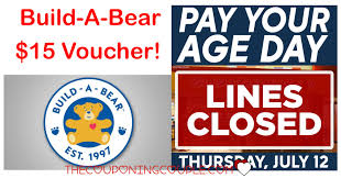 $15 Build A Bear Voucher For Bonus Members! Sales Deals In Bakersfield Valley Plaza Free 15 Off Buildabear Workshop Coupon For Everyone Sign Up Now 4 X 25 Gift Ecards Get The That Smells Beary Good At Any Tots Buildabear Chaos How To Get Your Voucher After Failed Pay Christopher Banks Coupon Code Free Shipping Crazy 8 Printable 75 At Lane Bryant Or Online Via Promo Code Spend25lb Build A Bear Coupons In Store Printable 2019 Codes 5 Valid Today Updated 201812 Old Navy Cash Back And Active Junky Top 10 Punto Medio Noticias Birthday Party Your Age Furry Friend Is Back