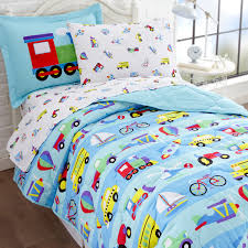 Blue Transportation Train & Trucks Bedding Twin Or Full Bed In A ... Blue City Cars Trucks Transportation Boys Bedding Twin Fullqueen Mainstays Kids Heroes At Work Bed In A Bag Set Walmartcom For Sets Scheduleaplane Interior Fun Ideas Wonderful Toddler Boy Locoastshuttle Bedroom Find Your Adorable Selection Of Horse Girls Ebay Mi Zone Truck Pattern Mini Comforter Free Shipping Bedding Set Skilled Cstruction Trains Planes Full Fire Baby Suntzu King