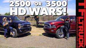 Compared 3/4 Vs 1-Ton: Which HD Truck Is Best For You? TFL Expert ...