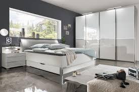 wiemann shanghai 2 schlafzimmer weiß grau möbel letz