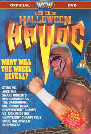 Halloween Havoc 1995 by The Wrestling Warehouse Wcw Nwa Ppv Archive Pt 2 1991 1996