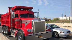 100 Tri Axle Dump Trucks Peterbilt Truck YouTube