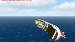 Roblox Rms Olympic Sinking by Virtual Sailor 7 Britannic Sinking 9 07 O U0027clock Youtube