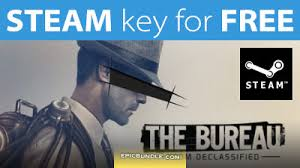 bureau free steam key for free the bureau xcom declassified how to get