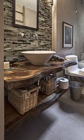 Small Rustic Bathroom Vanity Ideas by Bathroom Modern Contemporary Bathroom Furniture Design Of Brown