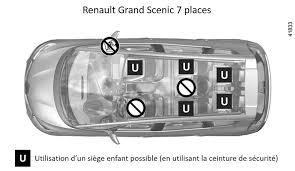 siege auto isofix renault renault scenic la famille au second plan