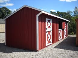 10'x32' Shed Row Barn Painted Red And White | Horse Barns Sales ... Shedrow Horse Barns Shed Row Horizon Structures 14 For Horses A Living Flame Eddie Sweat And Dc Woodys 100 California Lean To Style Dry Lshaped Barn 48 Classic Floor Plans Leanto J N Dutch Doors Gates Amish Built Sheds Keystone
