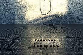 mosaik fliesen für den boden der dusche tipps hinweise