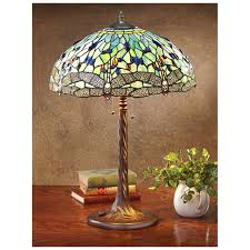 Wayfair Tiffany Floor Lamps by Tiffany Dragonfly Table Lamp With Warehouse Of Reviews Wayfair And