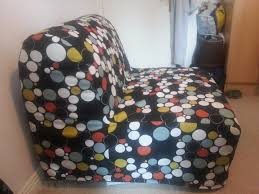 Lycksele Chair Bed Cover by Ikea Single Sofa Bed Lycksele Havet Frame Mattress Cover Used Only