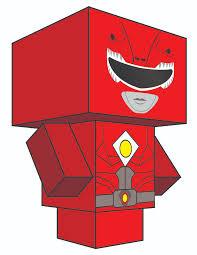Printable Jason Pumpkin Stencil by Power Rangers Block Figures Costume Supercenter Blog