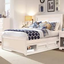 Atlantic Bedding And Furniture Fayetteville by Lea Industries Elite Reflections Twin Panel Bed With Underbed