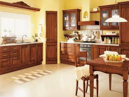 Yellow Kitchen Walls Decorating Ideas Blue Decor