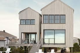 100 Modern Beach Home Designs Beach House Embraces Seaside Location Curbed