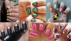How To Nail Art At Home And Nail Art Home 65 Easy And Simple Nail Art Designs For Beginners To Do At Home Design Great 4 Glitter For 2016 Cool Nail Art Designs To Do At Home Easy How Make Gallery Ideas Prices How You Can It Pictures Top More Unique It Yourself Wonderful Easynail Luxury Fury Facebook Step By Short Nails Short Nails