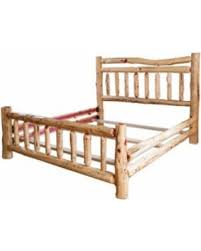 Here s a Great Deal on Furniture Barn USA™ Rustic Red Cedar Log