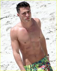 Colton Haynes Halloween 2014 by Colton Haynes Half Shirtless I D Really Like To His Body Feel