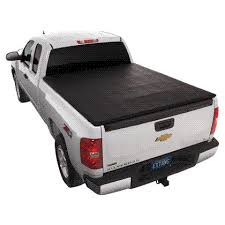 Trifecta Bed Cover by Truck Caps Tonneau Covers Niagara Falls Bedliners Trifecta