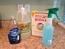 Fleas Hardwood Floors Borax by All Purpose Cleaning Solution 2 Tbl Vinegar 2 Tsp Borax And 1 8