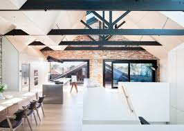 100 Warehouse Homes Andrew Simpson Converts Melbourne Warehouse Into Home