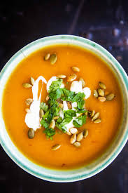 Pumpkin Butternut Squash Soup Curry by 26 Easy Pumpkin Soup Recipes Best Savory Pumpkin Soups
