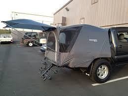 Tested My Cheap Truck Tent Today | Outdoor | Pinterest | Truck Tent ...