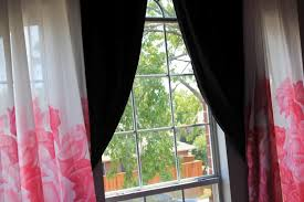 Light Pink Ruffle Blackout Curtains by Pink Blackout Curtain Ideas Doherty House Cute Pink Blackout