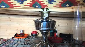 Aladdin Mantle Lamp Model 12 by Boat Heater Using A Aladdin Lamp Without A Mantle Youtube