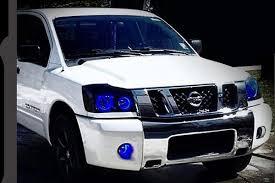 Oracle Halo Lights for Nissan 2007 2015 Nissan Titan LED Halo