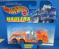 100 Power Wheels Fire Truck Hot Haulers Over The Road S Pipes Orange