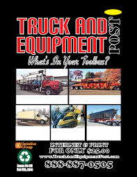 100 Bangor Truck Equipment Equipment Post 04 05 2014