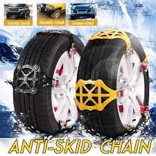 100 Trucks Wheels Hot Sale Winter Car Tire Anti Skip Snow Chains Cars
