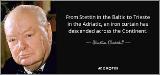 top 25 iron curtain quotes a z quotes