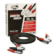 4 Gauge, 20 Foot Booster Cables W/ Parrot Jaw Clamp Coleman Cable ... Heavy Duty Jumper Cables For Industrial Vehicles Truck N Towcom Enb130 Booster Engizer Roadside Assistance Auto Emergency Kit First Aid 1200 Amp 35 Meter Jump Leads Cable Car Van Starter Key Buying Tips Revealed Amazoncom Cbc25 2 Gauge Wire Extra Long 25 Feet Ft Lexan Plug Set With 500 Amp Clamps Aw Direct Buyers Products Plugins 22ft 4 Ga 600 Kapscomoto Rakuten X 20ft 500a Armor All Start Battery Bankajs81001 The Home Depot