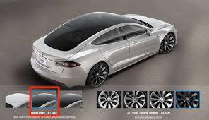 tesla model s receives model 3 like glass roof option teslarati