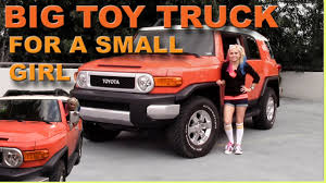 SUVs, From A Short Girl's Perspective | TOYOTA FJ CRUISER | FJ ...