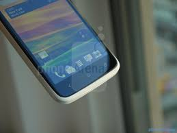 HTC e X for AT&T hands on
