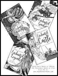 Free Printable Adult Coloring Page From Enchanted Garden Book