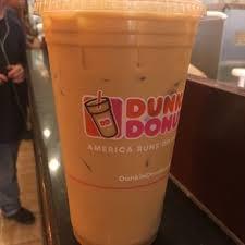 Pumpkin Iced Coffee Dunkin Donuts by Dunkin U0027 Donuts 19 Photos U0026 42 Reviews Donuts 715 Boylston St