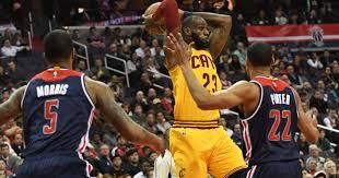 LeBron James Cavs snap Wizards winning streak in OT thriller