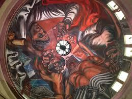 murales de josé clemente orozco en el paraninfo qué ver en