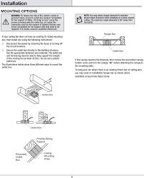 Ceiling Fan Light Flickers Then Turns Off by 52wwdivs 52 Inch Windward Iv User Manual 52in Wwiv 52 Wwdiv King