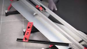 Ishii Tile Cutter Manual by Tilers Online New Rubi Tz Manual Tile Cutters Youtube