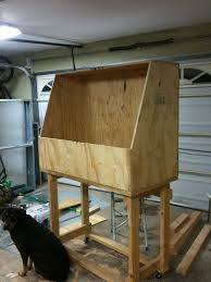 Media Blasting Cabinet Plans by How To Build A Homemade Sandblasting Cabinet Smecca Com