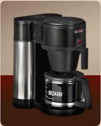 Bunn NHBX B Contemporary 10 Cup Home Coffee Brewer